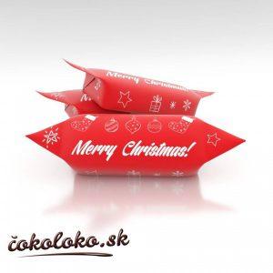 Vianočné krovky, vzor BN4 (1 kg)