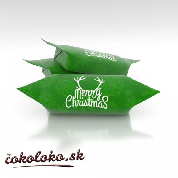 Vianočné krovky, vzor BN6 (1 kg)