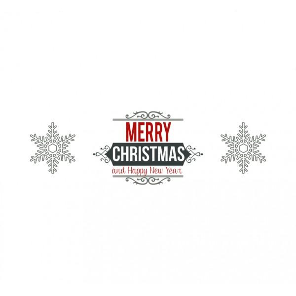 Vianočné krovky, vzor BN5 (1 kg)