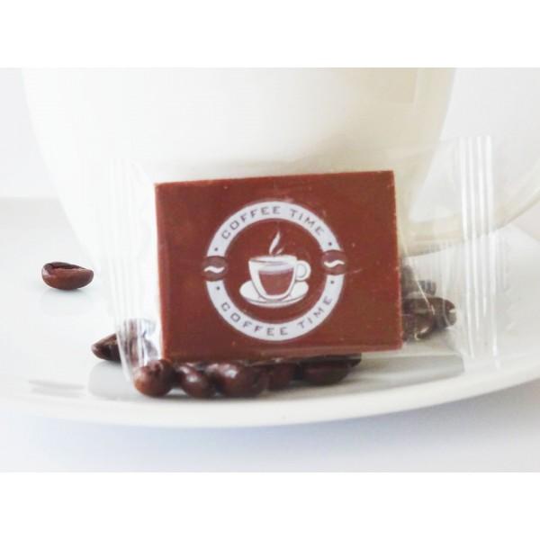 Čokoládky KU KÁVE (150 ks)