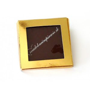 Čokoláda s potlačou (5x5 cm)