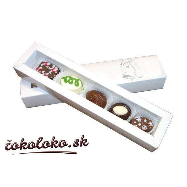 Čokoládová bonboniéra SOLO