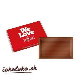 Čokoláda s potlačou (10 g)