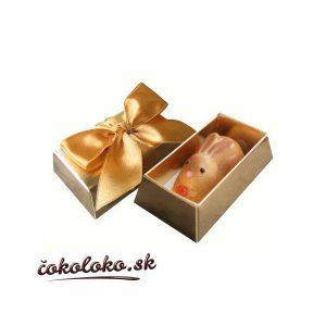 Čokoládová bonboniérka so zajačikom MINI