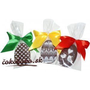 Zdobené čokoládové vajíčko (15 g)