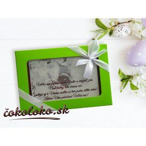 Veľkonočná čokopohľadnica, VZOR 05