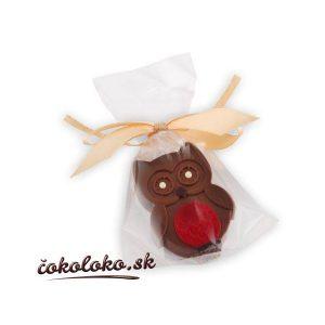 Čokoládová SOVIČKA