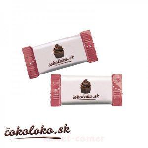 """Čokoláda s potlačou """"TASTY"""" (4 g)"""