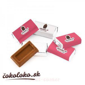 """Čokoládka s potlačou """"NEAPOLI"""" (5 g)"""