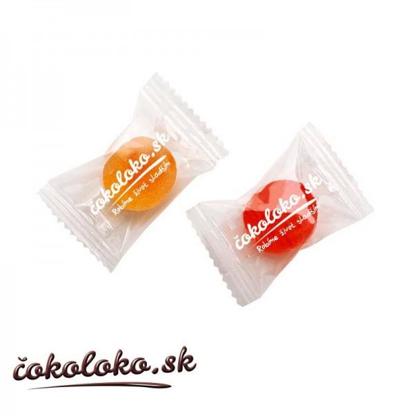 Želé cukríky s logom (7 g)