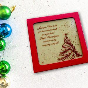 Sladké darčeky na Vianoce