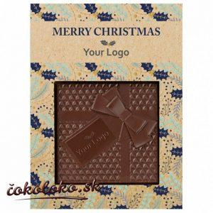 """Vianočná čokoláda """"Chocopresent"""""""